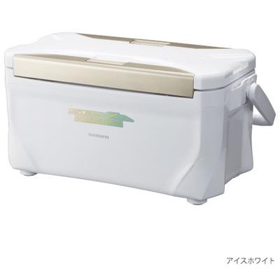 シマノ SPA-ZA PREMIUM 250[スペーザ プレミアム 250] ZC-025M アイスホワイト クーラーボックス