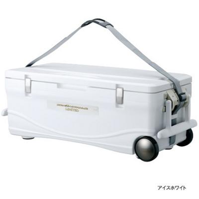 シマノ SPA-ZA WHALE LIMITED 450 [スペーザ ホエール リミテッド 450] HC-045L アイスホワイト クーラーボックス