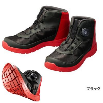 シマノ ドライシールド・ラジアルスパイクフィットシューズ(FS-083P) ブラック