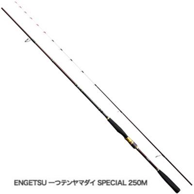 シマノ ENGETSU(えんげつ)一つテンヤマダイ SPECIAL 250M スピニングロッド