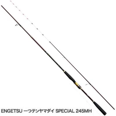 シマノ ENGETSU(えんげつ)一つテンヤマダイ SPECIAL 245MH スピニングロッド