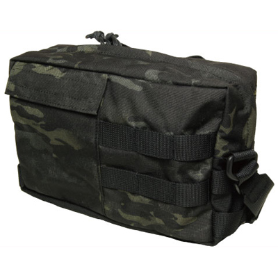SUBROC(サブロック) SUBROC SMALL SHOULDER BAG / MULTICAM BLACK