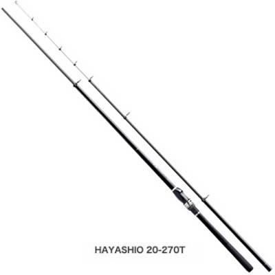 シマノ HAYASHIO 30-210T スピニングロッド