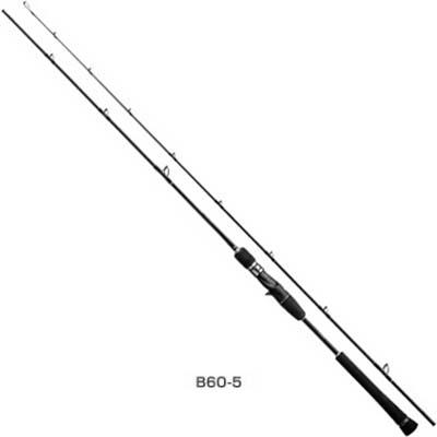 シマノ オシアジガー(ベイト) [OCEA JIGGER BAIT] B60-3 ベイトロッド