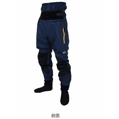 高階救命器具 ブルーストーム BSJ-RV202 カヤックモデル ファブリックソックスタイプ ネイビー/L