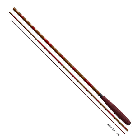 シマノ 朱紋峰 本式 10 ヘラ竿