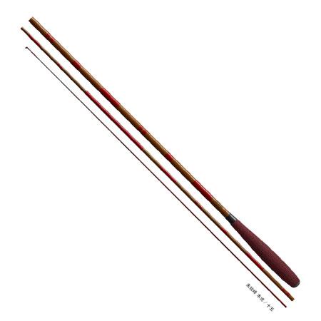 シマノ 朱紋峰 本式 18 ヘラ竿