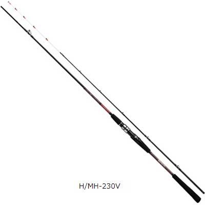 ダイワ 紅牙 テンヤゲーム MX MH-230 遊動 スピニングロッド