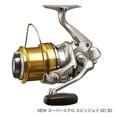 【コンビニ受取可】シマノ 15 スーパーエアロ スピンジョイSD 30標準仕様 リール スピニングリール