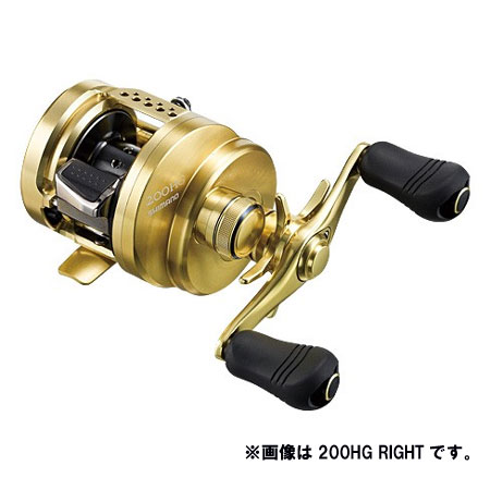 【コンビニ受取可】シマノ 15 カルカッタコンクエスト 100HG RIGHT リール 両軸リール