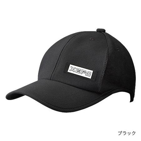 无Shimano XEFO、WIND FIT Cap CA-251N黑色