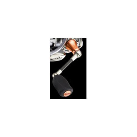【コンビニ受取可】ZPI RMR ファンネル カーボンハンドル ダイワ用 40mm RMR-F40-DA-O オレンジ パーツ