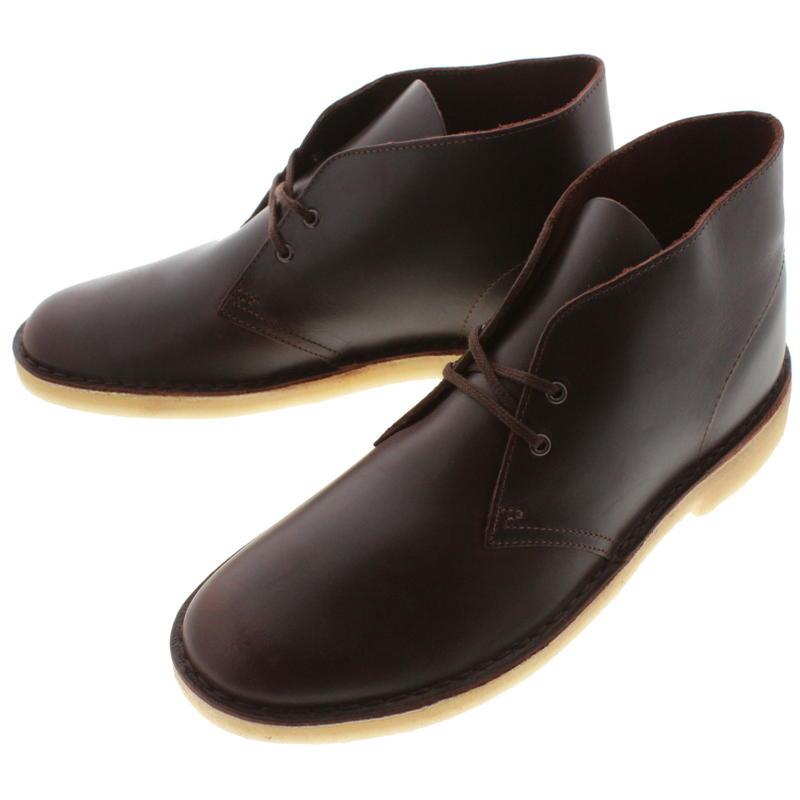 <title>16時まで即日発送 正規取扱店 おしゃれ カジュアル メンズ クラークス 最安値に挑戦 Clarks 靴 デザートブーツ DESERT BOOT チェスナットレザー 050J-RDBR T FNON</title>