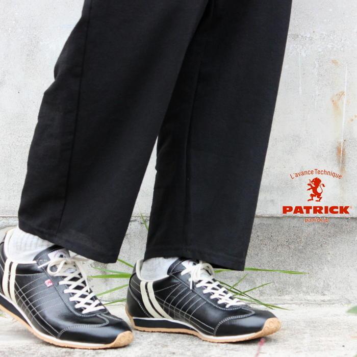 交換・返品送料無料 定番 パトリック PATRICK スニーカー PAMIR パミール BLK ブラック 27071 送料無料