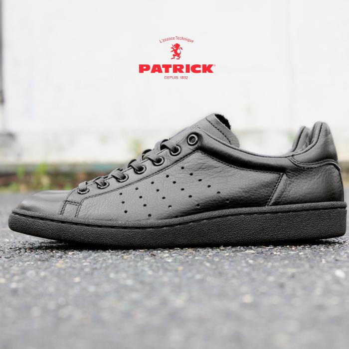 交換・返品送料無料 定番 パトリック PATRICK パンチ 14 PUNCH 14 ブラック BLK 14101
