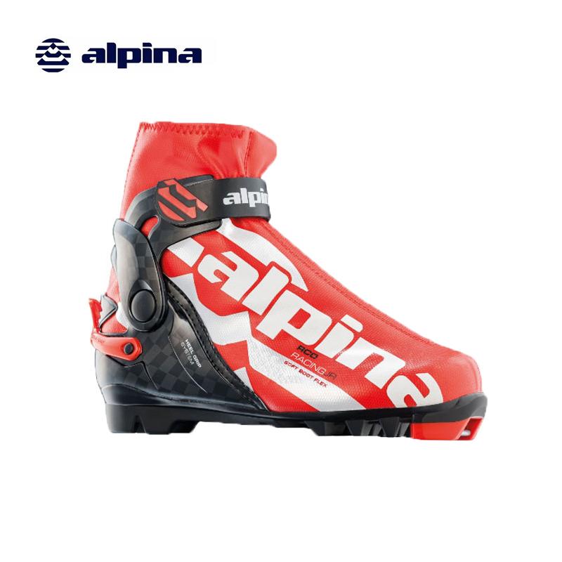 alpina アルピナR COMBI JRクロスカントリースキーブーツNNNシステム対応5927-1K