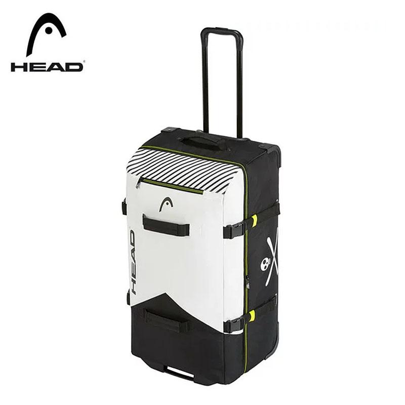2020-21 HEAD ヘッド トラベルバッグ スキーバッグ REBELS TRAVELBAG 全店販売中 キャリーバッグ 今ダケ送料無料 383000 スキー 旅行 202012C キャスター付き