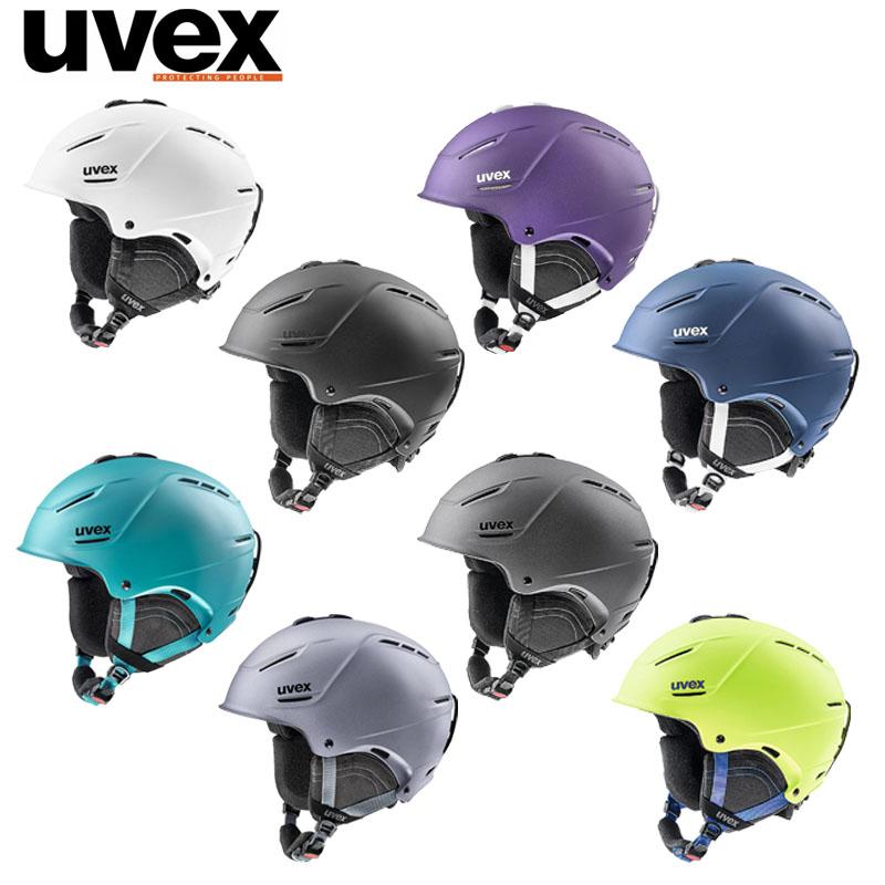 クーポン使用で200円OFF!!2018-2019モデル ウベックス UVEX スキー スノーボード ヘルメット uvex p1us 2.0 566211