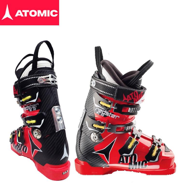 冬物クリアランス!!ブーツバッグプレゼント!!【SALE!】アトミック(ATOMIC)  アルペンスキーブーツ REDSTER WC902015 MODEL
