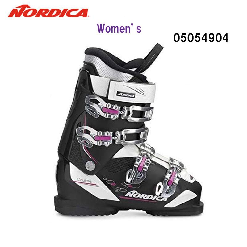 【送料無料】【SALE!】ノルディカ NORDICA  アルペンスキーブーツ CRUISE W 050549042018-19MODEL