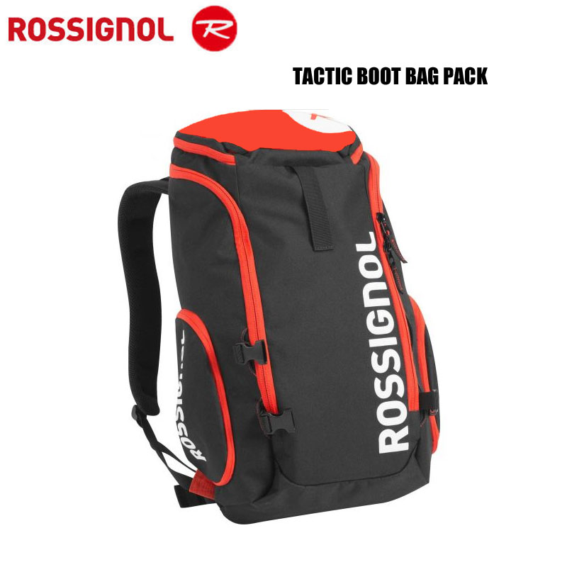 クーポン使用で200円OFF!!ROSSIGNOL(ロシニョール)バックパックTACTIC BOOT BAG PACKRKFB203