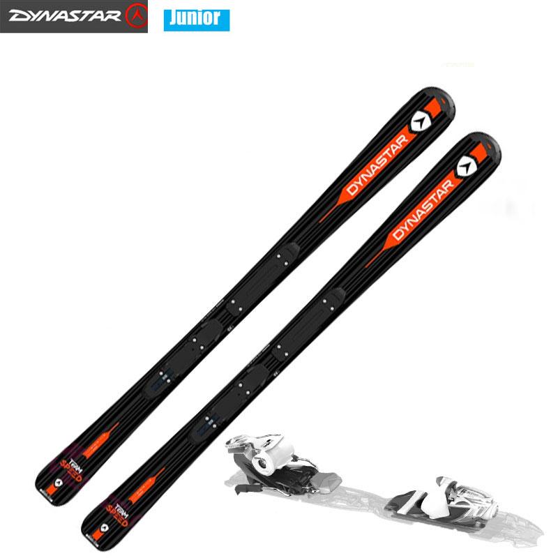 ディナスター ジュニア アルペン ジュニアスキー板/ビンディング 2点セット TEAM SPEED 16TEAM-SPEED+XP-JR7 DAFJY04 スキー 子供 【取り付け無料】