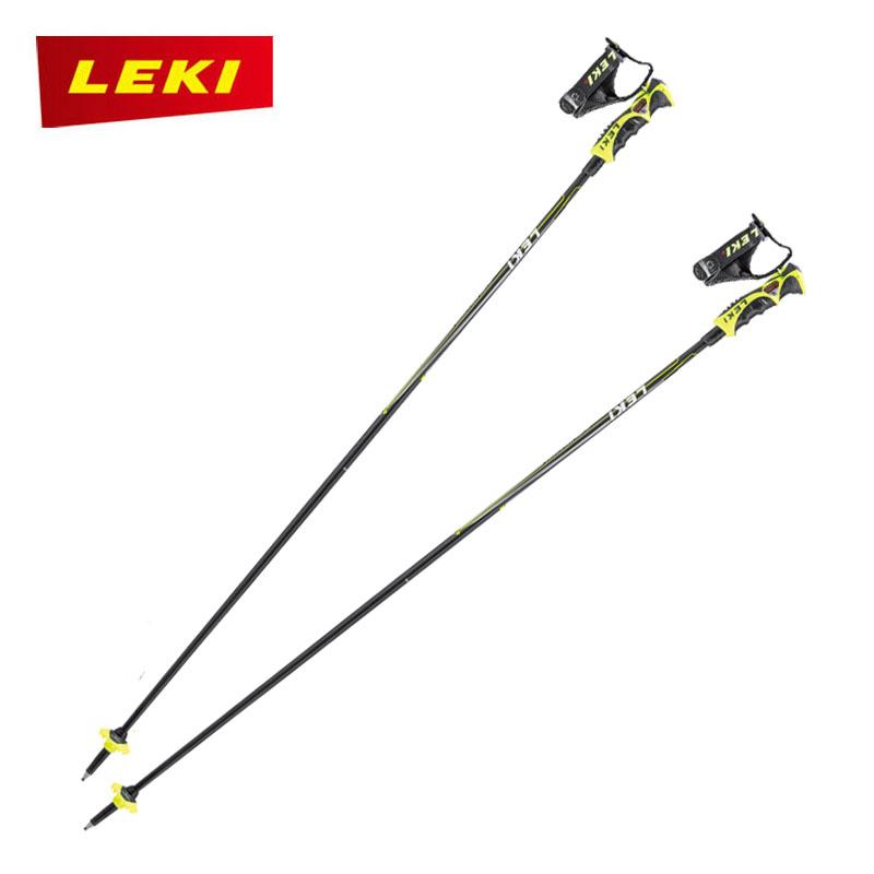 【あす楽】レキ スキーポール カーボン CARBON 14 S 640-3892 スキー ストック アルペン