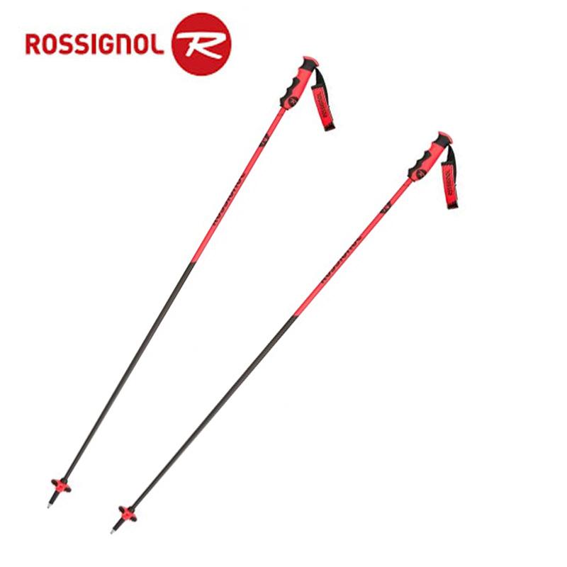 ROSSIGNOL ロシニョール スキーポール レーシング HERO CARBON 202011B ALPINESALE 倉庫 カーボンポール 現金特価 RDH1000 ストック