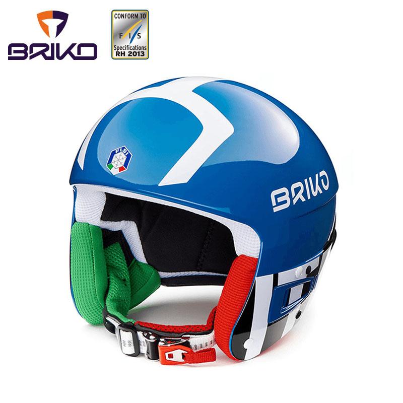 """【あす楽】ブリコ スノーボード スキー ヘルメット VULCANO""""FIS 6.8""""- FISI ボルケーノ 大人用 2001JV0 902 60cm"""