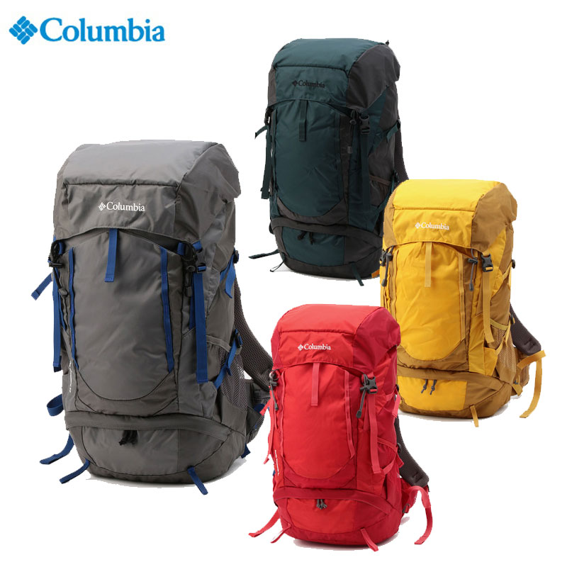 コロンビア バークマウンテン37LバックパックPU8379 ザック リュック トレッキング 登山