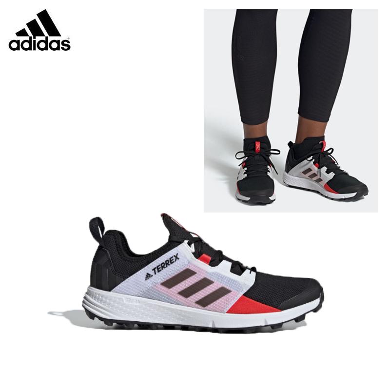 adidas アディダスメンズトレイルランニングシューズテレックス アグラヴィック スピード +BTP58 BD7721