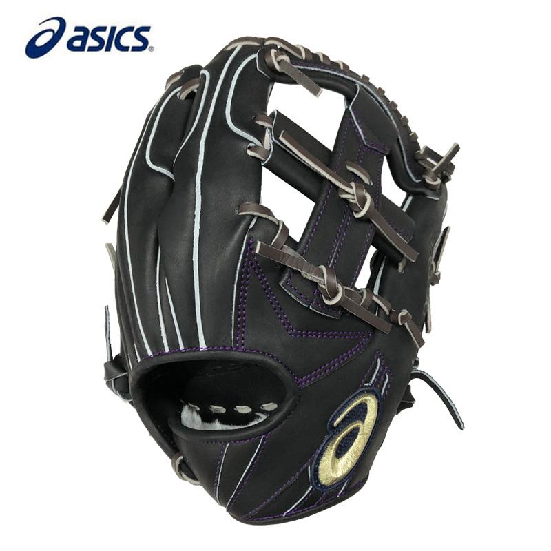 【あす楽】アシックス 軟式野球グローブ ゴールドステージi-Pro 内野手用(タテ) 3121A557 LH(右投げ用)