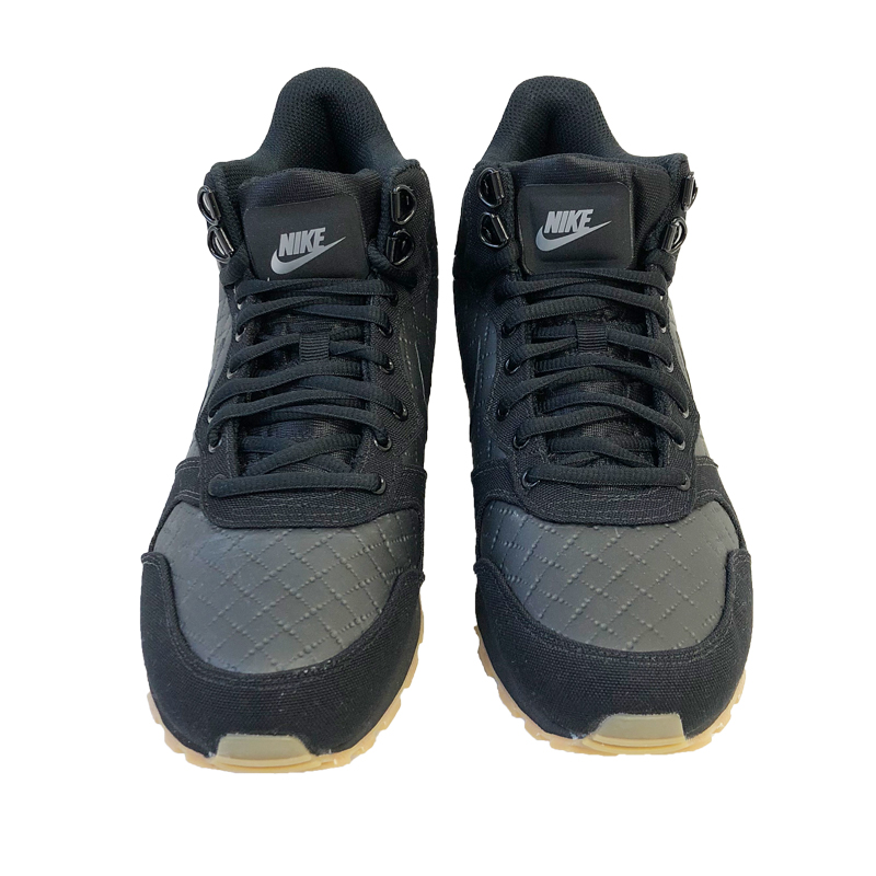2515e51ae30ec NIKE Nike MD runner 2 mid premium MD RUNNER 2 MID PREM 844864 006 (black)  2018 model in the fall and winter