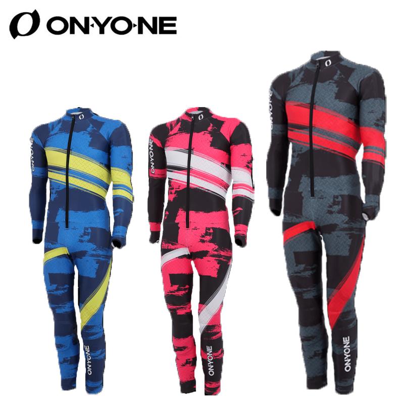 2020-2021 早割クーポン ONYONE オンヨネ ジュニア アルペン スキーウェア Jr.GS RACING ONO73078 FIS スキースーツ 競技 レーシング子供 Not SUIT スキーワンピース 全店販売中