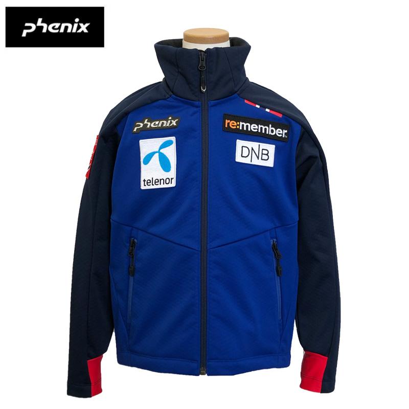 2020-2021 phenix Norway Alpine Team Jr.  フェニックス ジュニア ミドラージャケット ノルウェー アルパイン チーム ジュニア ソフトシェルジャケット アルペンスキー スキーウェア PFAG2KT01 【202012C】