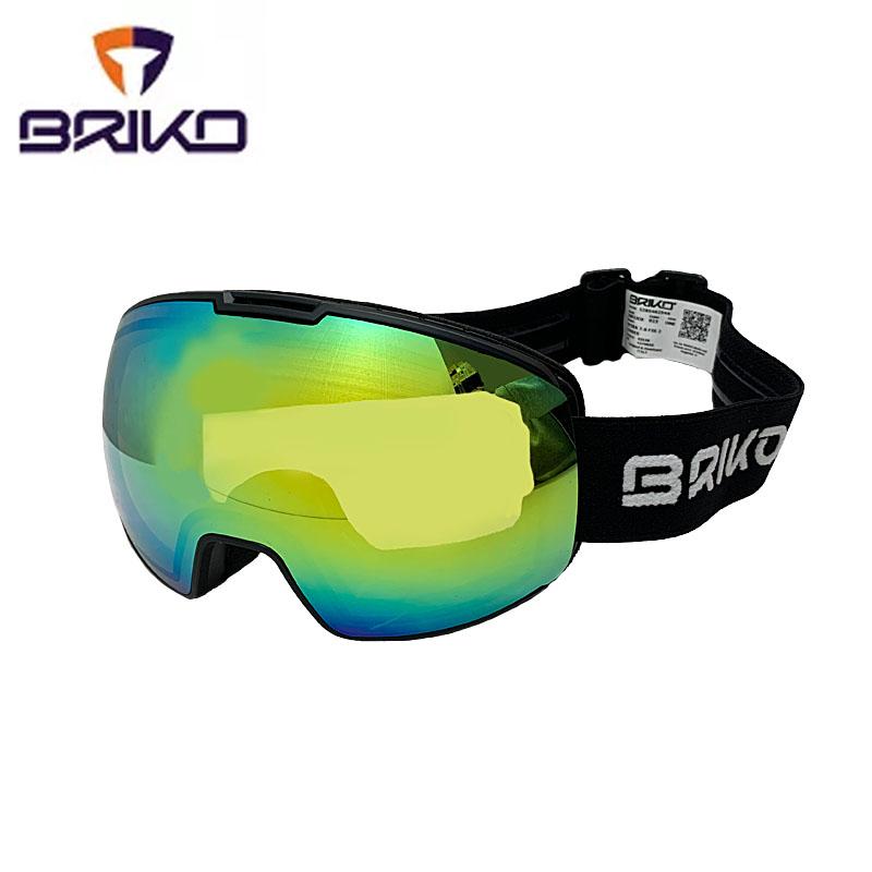 ブリコ スキーゴーグル ニーラ 7.6 FIS 2002JC0 923(マットブラック) スキー スノーボード