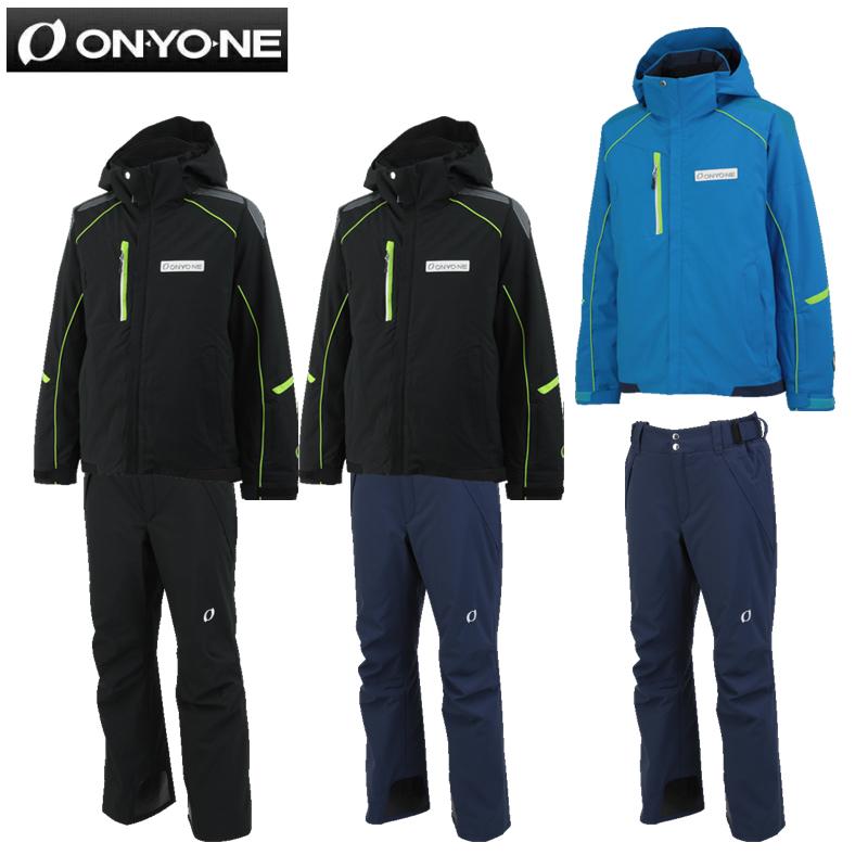 スキースーツ 上下セット 耐水圧10,000mm 【ONYONE】オンヨネスキーウェア(メンズ)ONJ90300-ONP90400【20SKIWEAR】