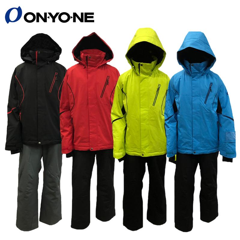 オンヨネ アルペン スキーウェア メンズ スーツ ONS92520 スキー スキースーツ スノーボード