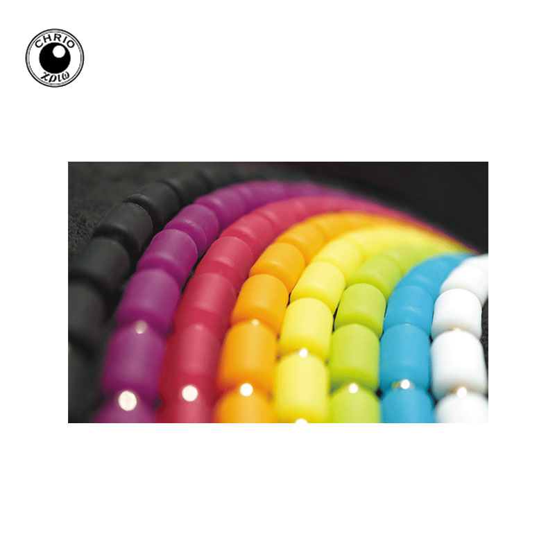 CHRIO クリオ インパルスネックレス Impulse Necklace M 50cm シルバー 単色カラー&2色カラー Part1