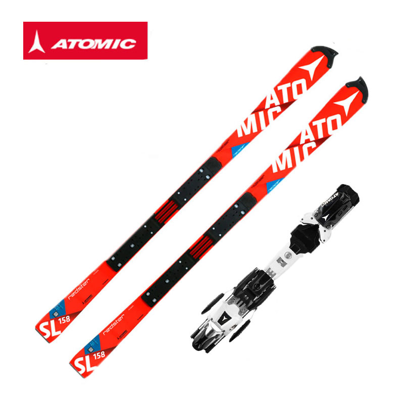 クーポン使用で200円OFF!!アトミック(ATOMIC)  スキー/ビンディング 2点セット REDSTER FIS SL W+ X16VAR 2016MODEL