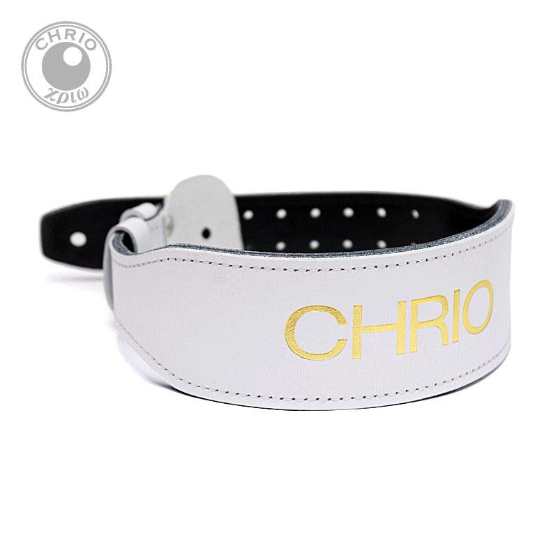 【CHRIO】クリオリフティングプロ重量挙げ用腰ベルト