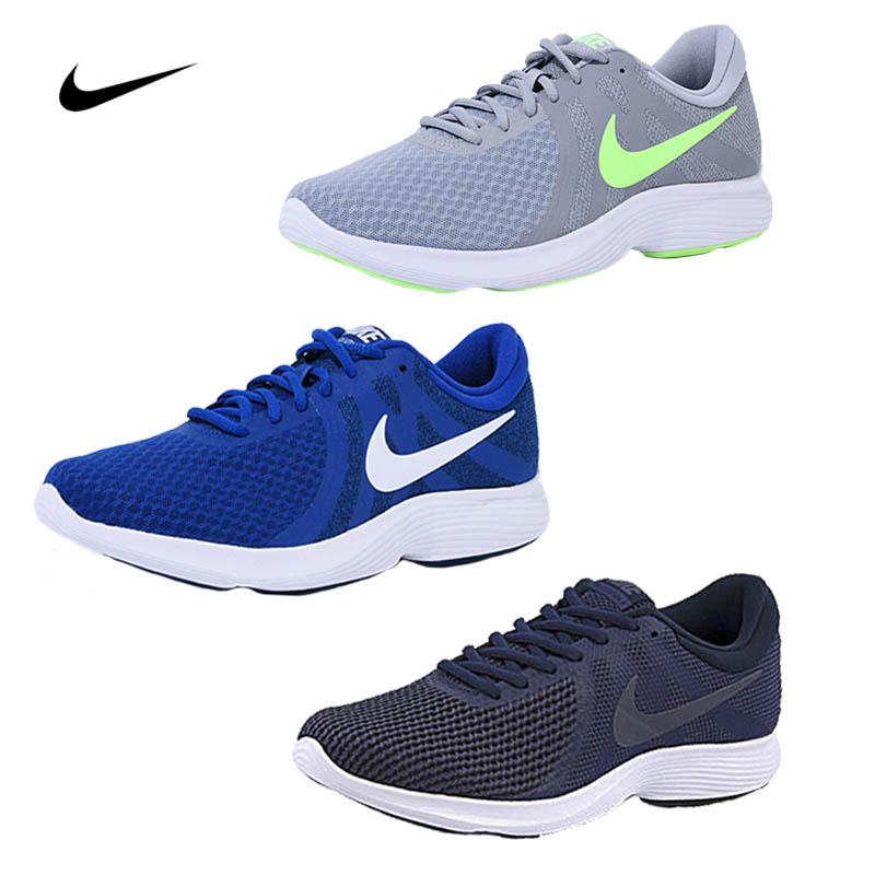 b9adf146eba84 The single-layered mesh which is lightweight as for Nike revolution 4