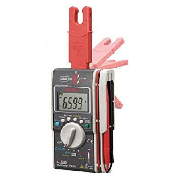 『送料無料』三和電気計器/SANWA ポケットタイプデジタルマルチメータ ハイブリッドマルチメータ/クランプメーター PM-33A