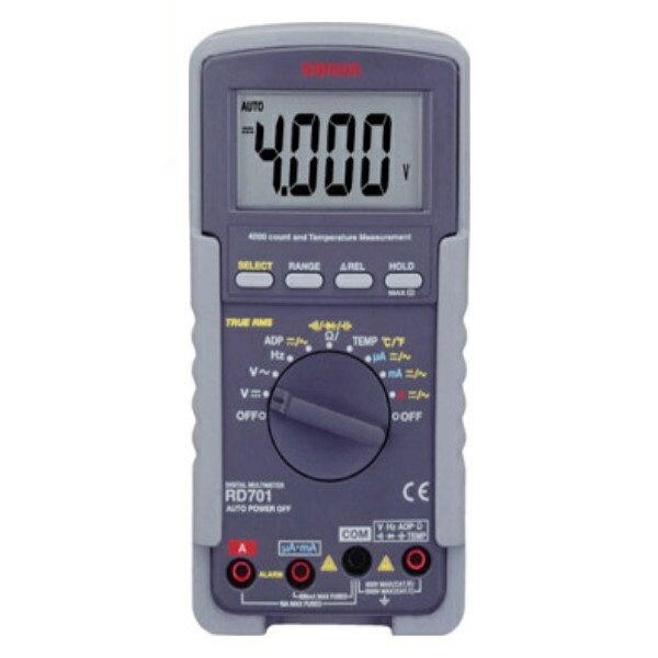 『送料無料』三和電気計器/SANWA 多機能デジタルマルチメータ RD-701
