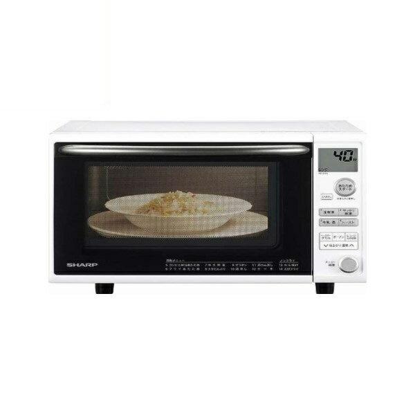『送料無料』シャープ オーブンレンジ 20L 1段調理 ホワイト RE-S70A