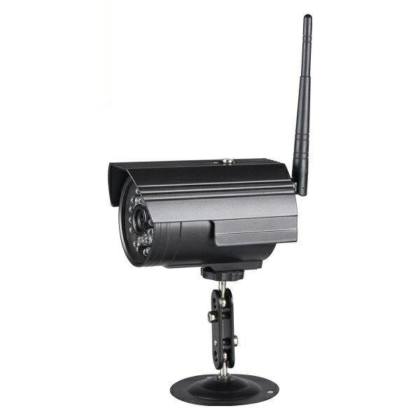 『送料無料』ダイトク 屋外対応セキュリティカメラ 防水型 Wi-Fi防犯カメラ スマ見えCAM Glanshield GS-SMC010 防犯カメラ ワイヤレス ベビーカメラ 防犯 防災用品