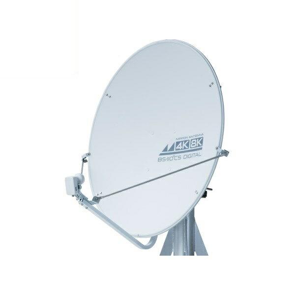 『送料無料』日本アンテナ 4K/8K対応 BS・110°CSアンテナ 90cm型 9.4kg アンテナ単体モデル 90SRL2