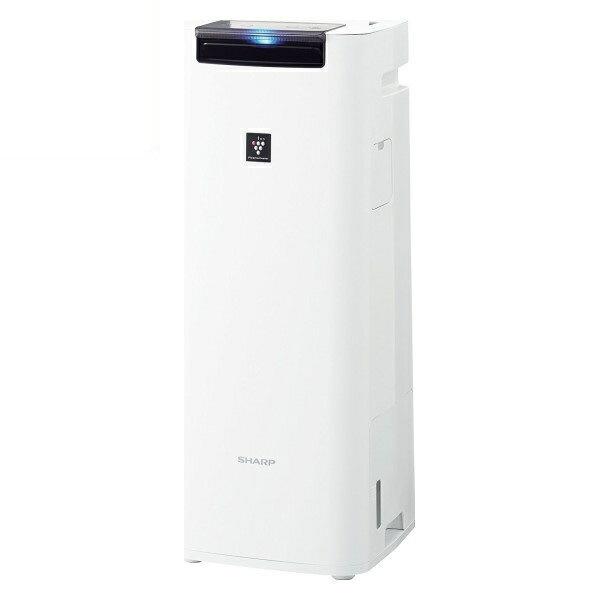 『送料無料』シャープ プラズマクラスター加湿空気清浄機 プラズマクラスター25000 10畳 ホワイト KI-HS40-W