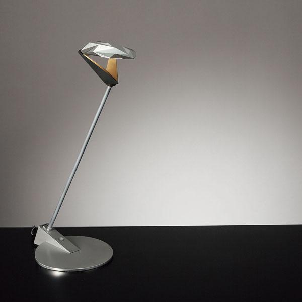 『送料無料』山田照明 LEDデスクスタンド Z-LIGHT 超高演色/下配光/卓上型 Z-REF/ゼットレフ Z-G7100