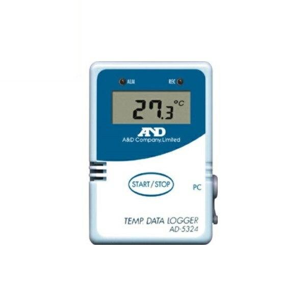 \エントリ&カードポイント14倍/『送料無料』エー・アンド・デイ 温度データーロガー AD-5324SET 増設用 4000メモリー対応 AD-5324 測定 計測器具 A&D